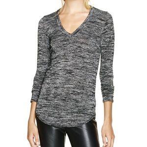 Aritzia Wilfred Free Heather Grey Adgal T-Shirt M